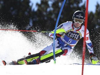 Noel zvíťazil v slalome, slávil tretí triumf kariéry
