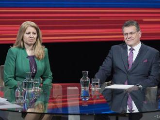 Mimoparlamentné strany sa pri podpore kandidátov rôznia