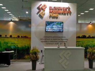 Hospodársky výsledok pozemkového fondu stúpol na 13,82 mil. eur