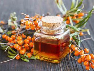 S rakytníkovým olejom si posilníte imunitu