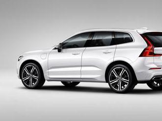 Volvo XC60: SUV crossover s kultivovaným sebavedomím