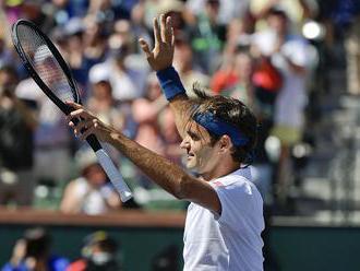 Turnaj ATP v Indian Wells: Federer bez boja do finále, jeho súperom Thiem