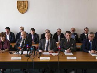 Najvyššia účasť bola v Bratislavskom kraji, najnižšia v Košickom kraji