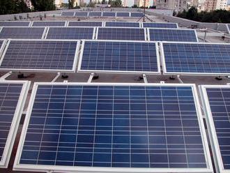Domácnosti budú môcť v utorok získať dotáciu na slnečný kolektor