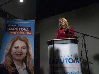 Za víťazstvo Čaputovej v prvom kole volieb zinkasuje tipér výhru 17 498 eur