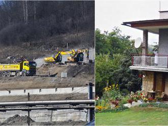 Kauza Latkovci: martýrium domu vČadci, ktorý zbúrali pre stavbu diaľnice D3