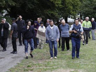 Po streľbe v dvoch mešitách na Novom Zélande je 40 obetí, strelec vysielal útok na Facebooku