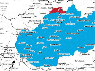 Čaputová dostala v Bratislave 60 percent, Šefčoviča a Harabina podržal východ