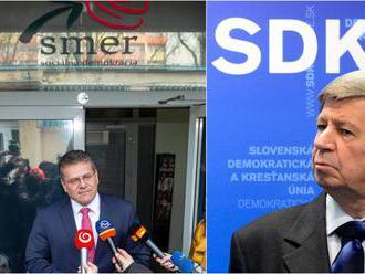 Podporil som iného Šefčoviča, z tohto sa stal hovorca Smeru, hovorí sklamaný Kukan
