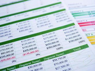 Excel vzorce