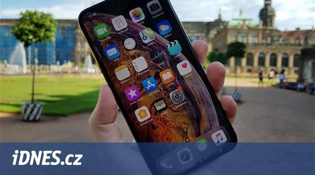 Čínská firma chce vystrnadit panely Samsungu z iPhonů