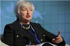 Yellen  : Inversní výnosová křivka nepředznamenává recesi, ale možná snížení sezeb Fedu
