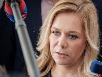 Saková: Obvinenie Kočnera ukazuje, že sa prípad nezametie pod koberec