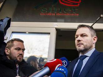 VIDEO Premiér Pellegrini o predčasných voľbách: Hádzať flintu do žita nebudem
