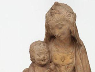 Taliansky vedec tvrdí, že objavil jedinú sochu Leonarda da Vinciho