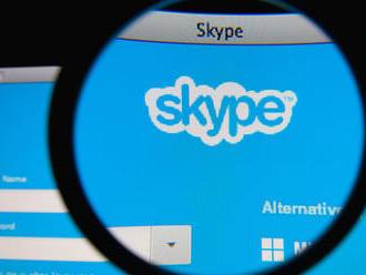 Skype už môžete používať aj v prehliadači. Podporované sú však len dva