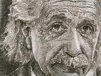 Pred 140 rokmi sa narodil geniálny fyzik Albert Einstein
