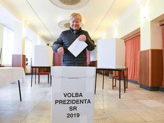 Ako hlasovali jednotlivé kraje? Čaputová vyhrala vo všetkých