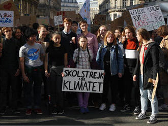 Mladí Slováci sa neboja! Zajtra budú štrajkovať za ochranu svetovej klímy