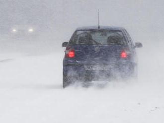 Sever Slovenska opäť zasiahne nepríjemné počasie: SHMÚ vydal výstrahy pre tieto okresy