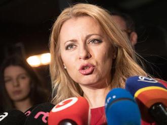 Zuzana Čaputová priebežne dominuje vo všetkých samosprávnych krajoch