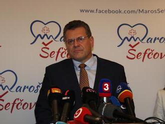 Maroš Šefčovič chce v druhom kole osloviť programom a hodnotami