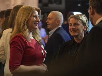 SaS gratuluje Čaputovej: Výsledok vo voľbách je výborným východiskom