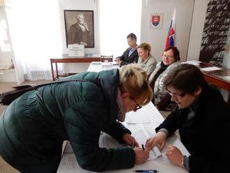 V Žilinskom samosprávnom kraji zvíťazila Čaputová: Účasť bola nadpolovičná