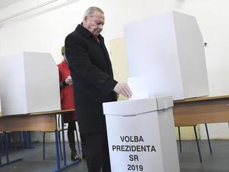 Šefčovič vyhral v Košickom kraji v okrese Sobrance, kde bola Čaputová tretia