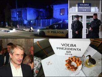 Najväčšie kuriozity prezidentských volieb: FOTO Ukradnutá urna, hlasy pre Mistríka či voľba v obývač