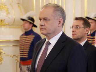 Prezident Kiska: Výsledky volieb ukázali, že Slováci chcú slušnú a spravodlivú krajinu
