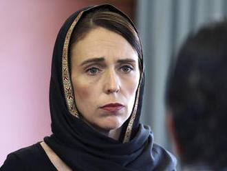 Útočník z Christchurchu poslal manifest aj premiérke Ardernovej