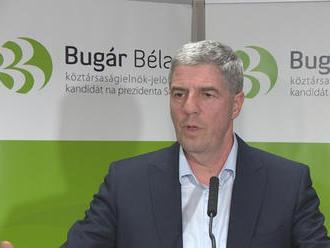 Bugár nevylúčil, že v 2. kole podporí Čaputovú