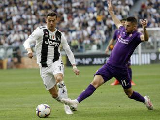 Juventus poosmé za sebou ovládl italskou ligu