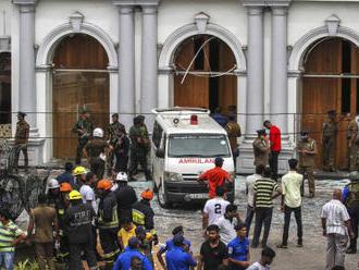 K útokům na Srí Lance se bez důkazů přihlásil IS, obětí je už 321