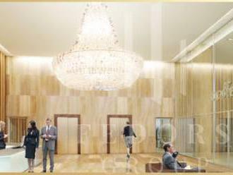 Luxusný 1i byt v centre mesta – konečne bývanie, aké si zaslúžite!