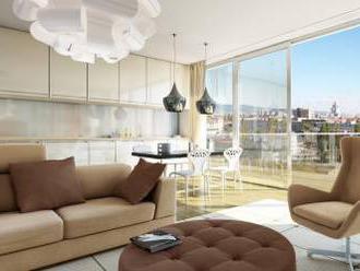 Luxusný 3i byt v centre mesta – konečne bývanie, aké si zaslúžite!