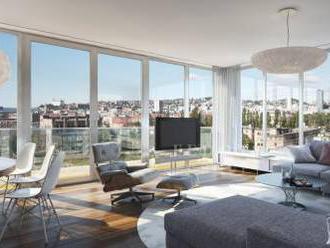 Luxusný 4i byt v centre mesta – konečne bývanie, aké si zaslúžite!