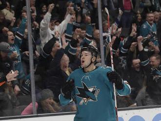 Možná nejlepší utkání v historii NHL, řekl po obratu Hertl