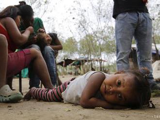 Venezuelčania žiadajú o azyl v Európe v rekordných počtoch