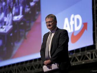 Nemeckej strane AfD uložili pokutu za prijatie nezákonných príspevkov