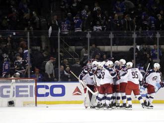 NHL: COLUMBUS VYRADIL TAMPU BAY S ČERNÁKOM, ĎALEJ IDE AJ NY ISLANDERS