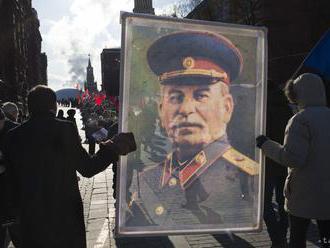 Podpora Stalina v ruskej spoločnosti je najvyššia za dve desaťročia