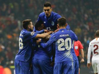 LIGA MAJSTROV: Porto musí doháňať manko, Tottenham v odvete bez Kanea