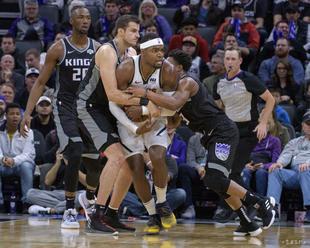 NBA: Denver zdolal San Antonio v 2. zápase a vyrovnal stav série