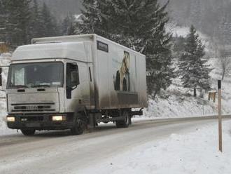 Nitriansky kraj zrekonštruoval horský priechod Skýcov za 2,5 mil. eur