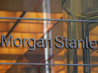 Zisk banky Morgan Stanley v 1. kvartáli klesol