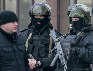 Ukrajina tvrdí, že zatkla sedem Rusov, vraj pripravovali útoky