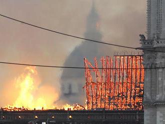 Filharmónie vyjadria solidaritu v súvislosti s požiarom Notre-Dame