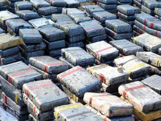 Bulhari objavili v mori za posledný týždeň vyše 200 kilogramov kokaínu